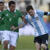 Arjantin zor kurtuldu