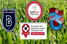 İstanbul Başakşehir - Trabzonspor